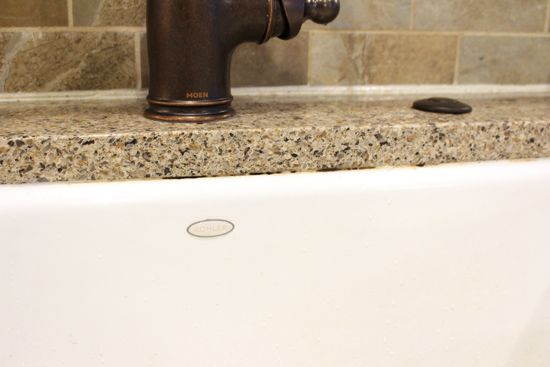 Moldy Caulk Between Sink And Countertop Sink Clean Black Mold Mold On Bathroom Ceiling