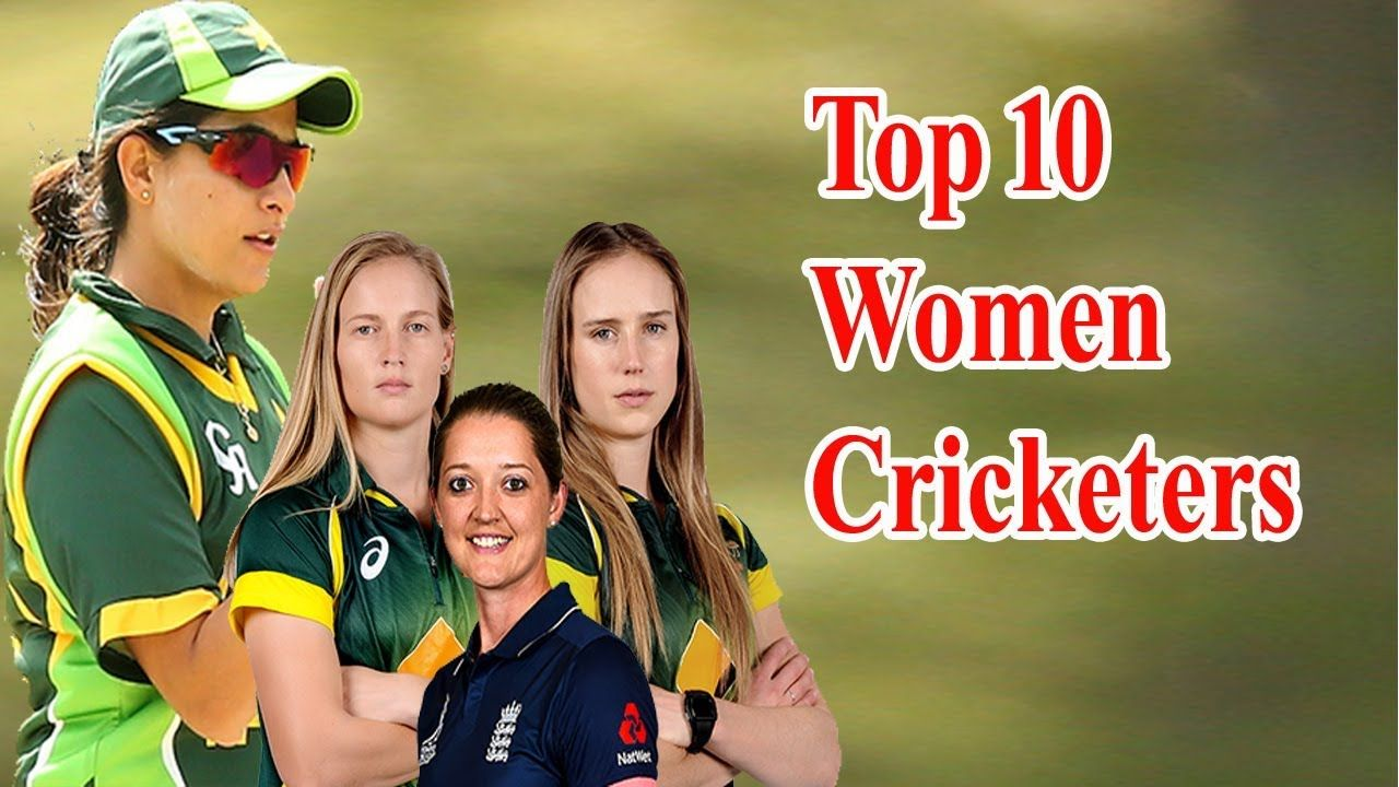 Top 10 Best Women Cricketers In The World 2019 Youtube Amazing Women Jane Taylor