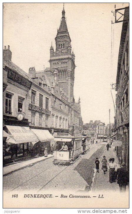 Dunkerque Rue Clemanceau Dunkerque Rue