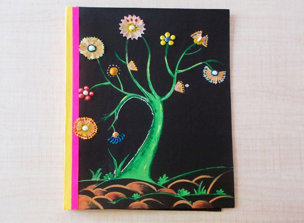 Diy Folder Decorations