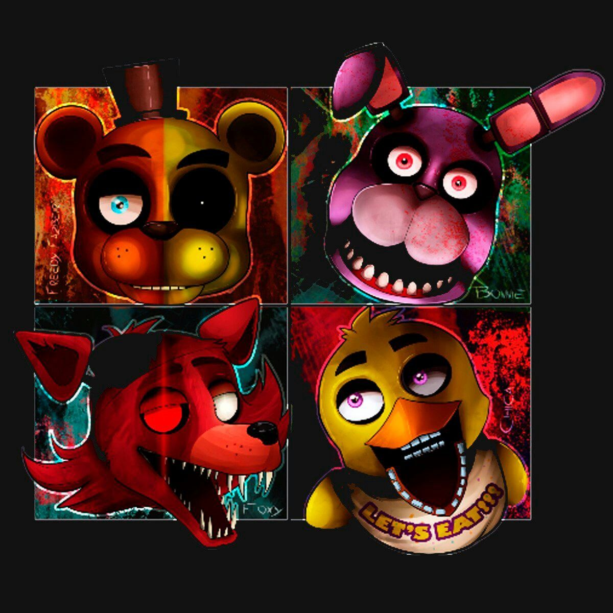 Pin by Funtime Panda on fnaf Five night, Five nights at