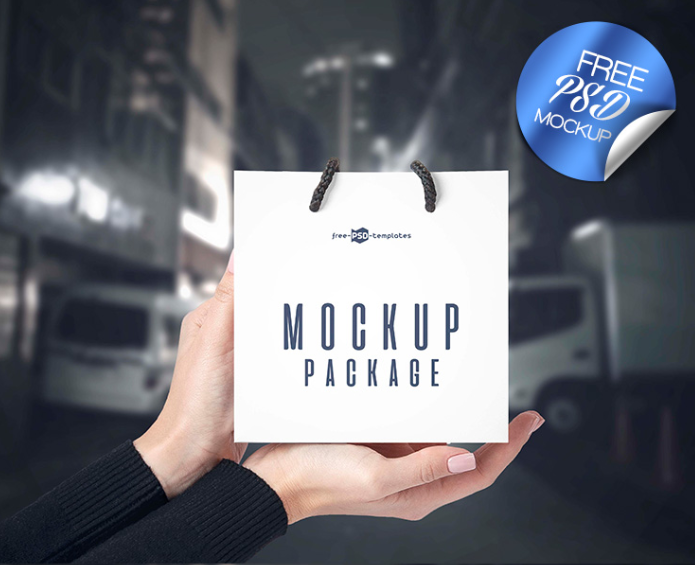 Download Photorealistic Little Bags Psd Mockup A Set Of 3 Mockup Psd Mockup Mockup Downloads