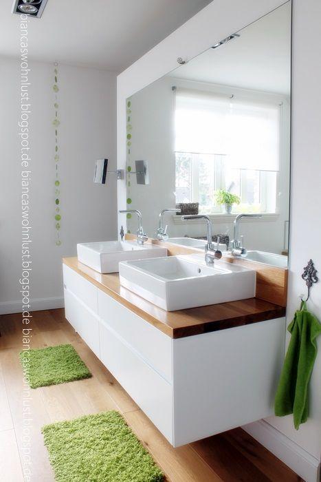 Wohnlust Badgestaltung Badezimmer Badezimmereinrichtung
