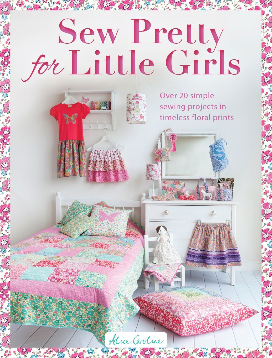 5c80ad81af8514 Make little girls' dreams come true with the prettiest sewing project |  InterweaveStore.com