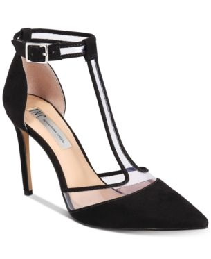 6398af6df I.N.C. Kaeley T-Strap Pumps, Created for Macy's in 2019 | Products ...
