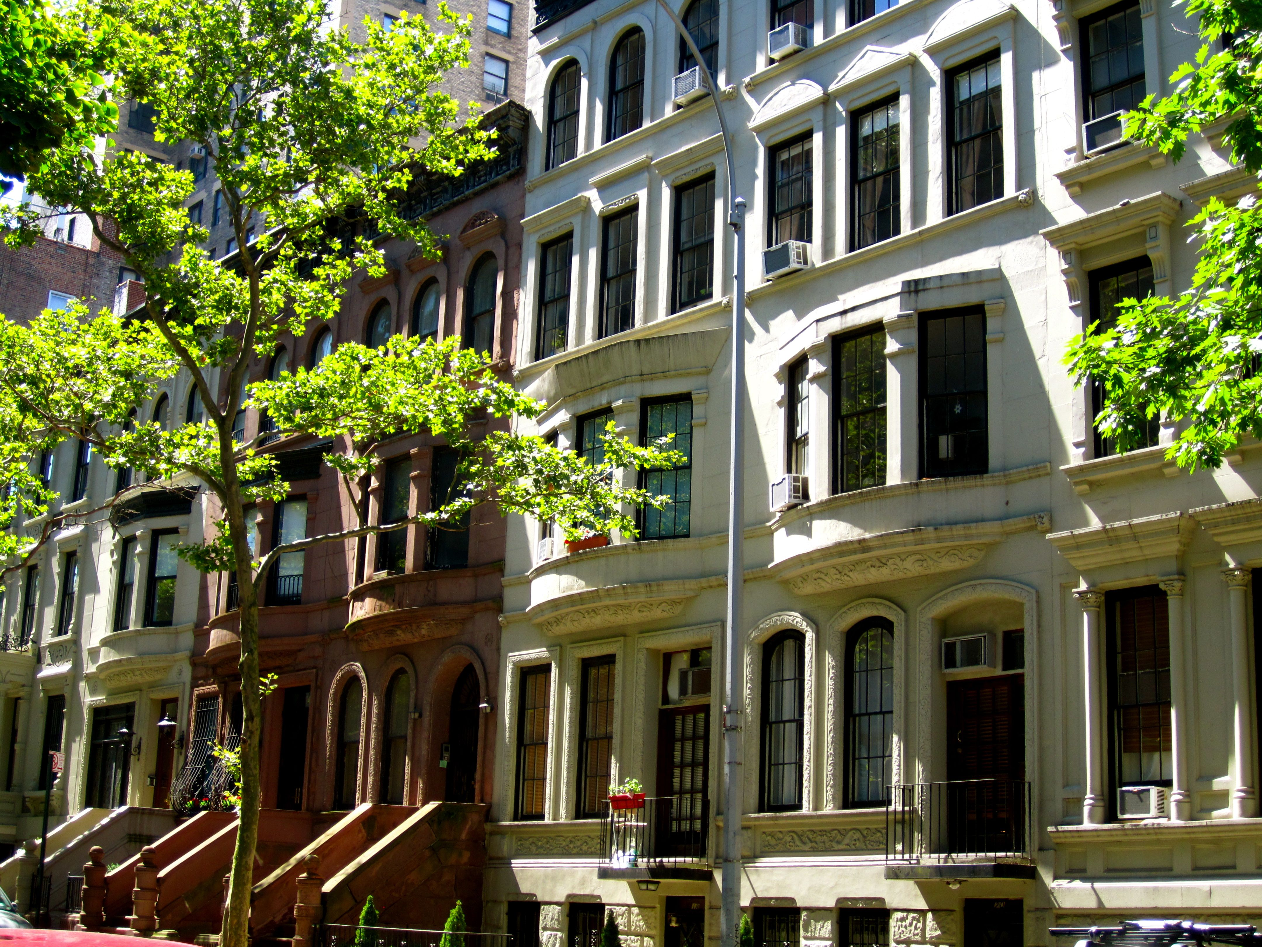 Signed an apt on the upper west side | New york city ...