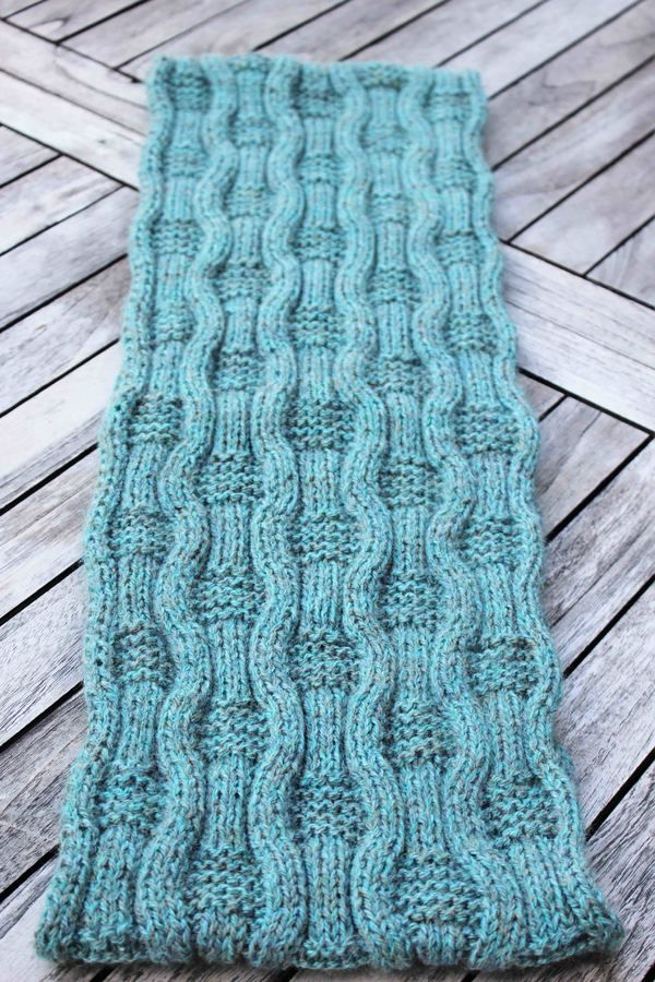 Photo of Knit Loop / Knit Scarf ++ Country Style