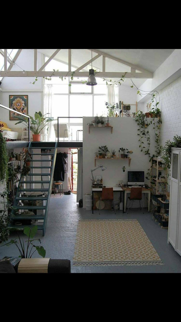 Desain Balkon Studio Apartemen