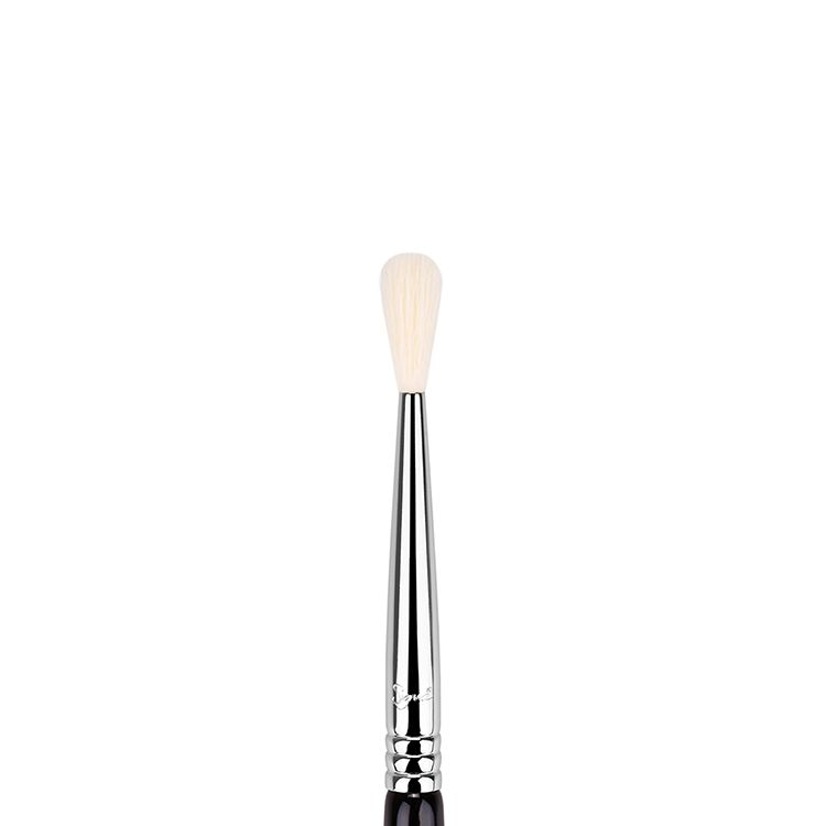 Sigma E36 - Blending Brush $14 Thatgirlshaexo from youtube says this is great for people with hooded eyes.