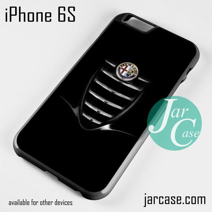 Alfa Romeo Black giulia Phone case for iPhone 6/6S/6 Plus/6S plus