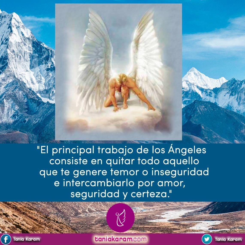 Trabajo D Angeles Oracion A Los Arcangeles