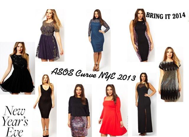 ASOS Curve Picks NYE 2013