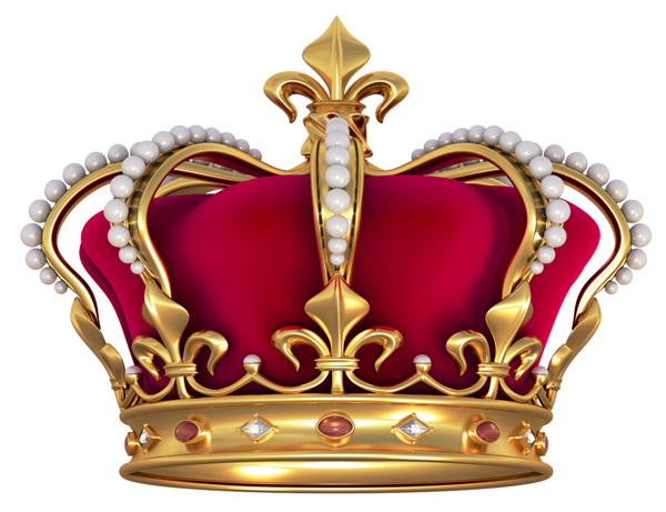 Red Gold Crown With Pearls Png Clipart Picture Crown Png Crown Tattoo Royal Crowns