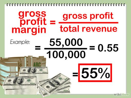 How To Calculate Gross Profit Margin Diy Tag Excel Hacks