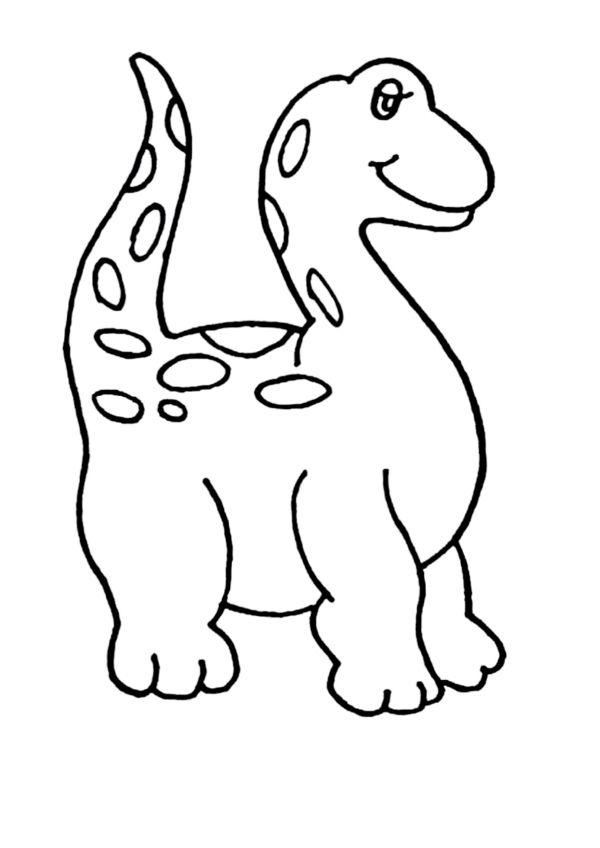 Tegninger til Farvelægning Dyr 260 Khủng long Pinterest Grandkids - copy animal dinosaurs coloring pages