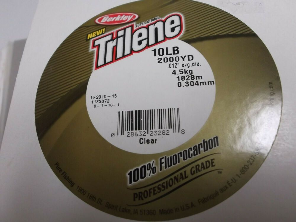 NEW HI-SEAS 100/% FLUOROCARBON LEADER LINE 6LB 80 LB CLEAR 25 YARDS