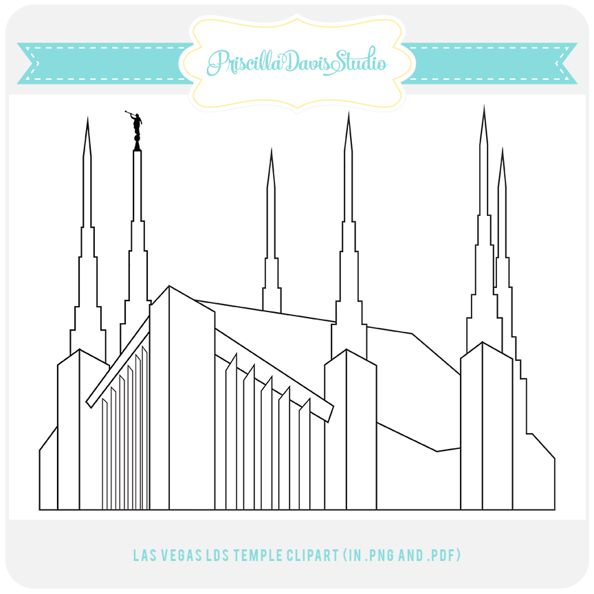 las vegas lds temple coloring page Yahoo Search Results