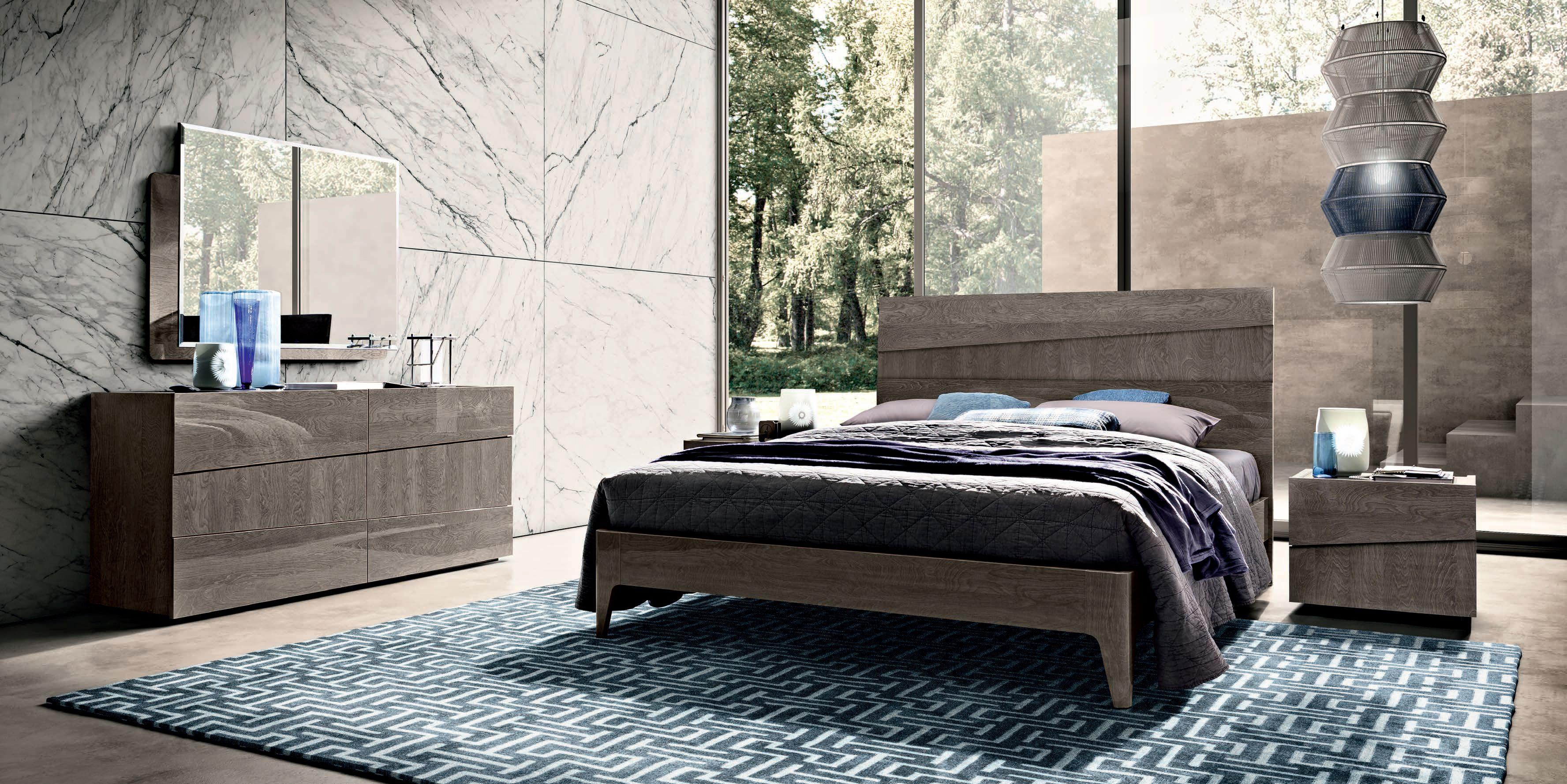 NEW Спальня TEKNO італійського бренду CAMELGROUP виконана