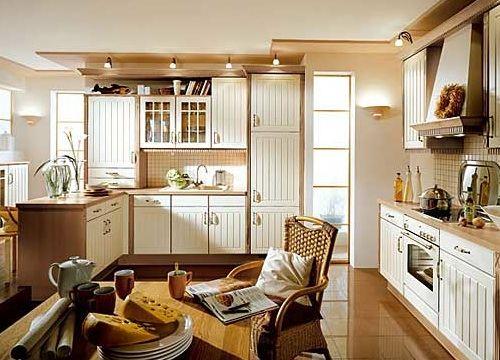 cocina estilo campestre