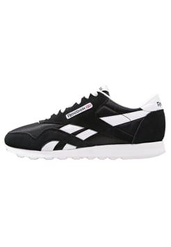 best cheap a7013 b5cc7 Reebok Classic - CLASSIC - Baskets basses - black white