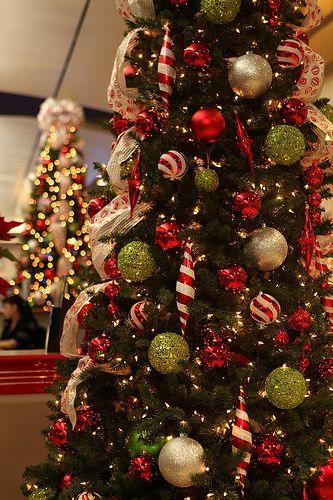 Beautiful Christmas Tree Natal Vermelho Feliz Natal Bolo De Casa