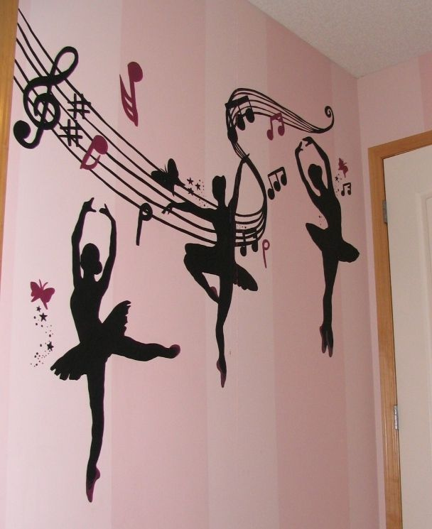 Best Doing Belles Room In A Ballerina Theme Would Love To Find 400 x 300