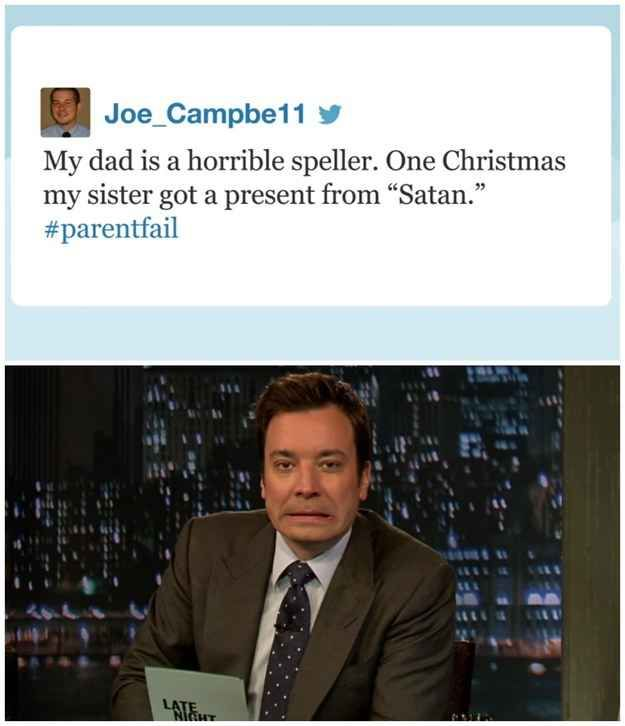 """21 Tweets Jimmy Fallon Read On """"The Tonight Show"""" That"""