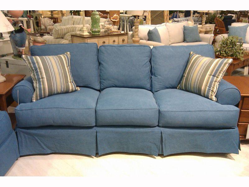 Cardiu0027s Furniture   SLIPCOVER SOFA   759.99   101155554