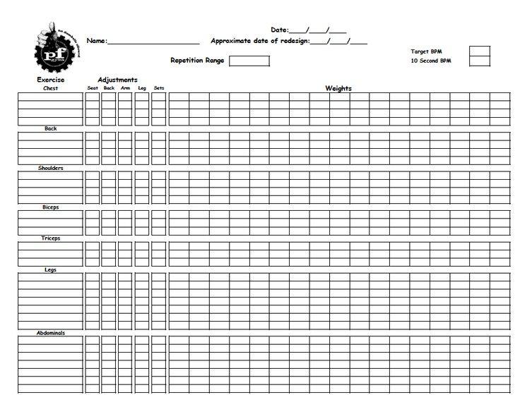 611f9b588f19d9c85c6a77f61a786167jpg 736 570 – Workout Worksheet