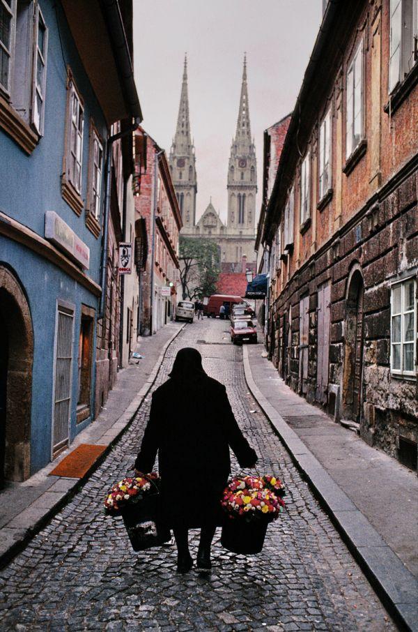 Steve Mccurry S Blog Zagreb Zagreb Croatia Croatia
