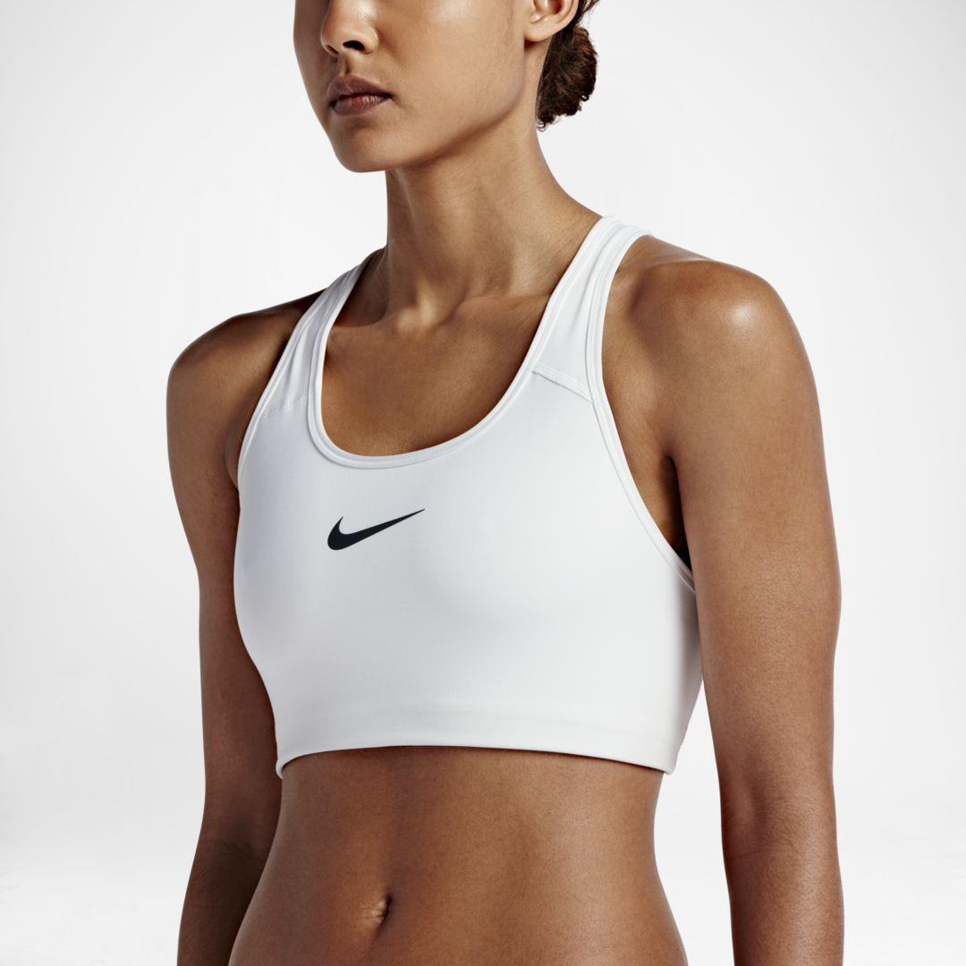 Women/'s Nike Victory Medium Support Dri-Fit Padded Sports Athletic Training Bra