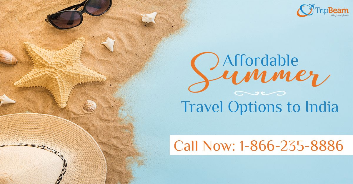 Is India this time your next goal? If so, cheap flights to India are waiting for you on Tripbeam. Book now!