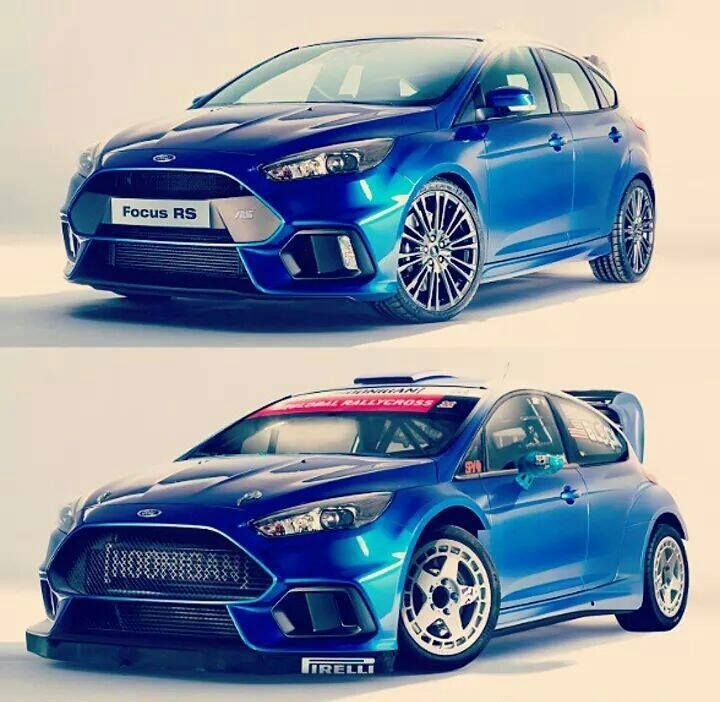 New Ford Focus RS Virtual Tuning which is better Ford