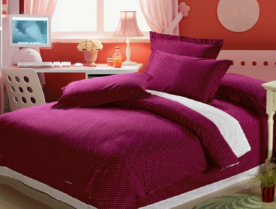 Fuschia Sheet Set
