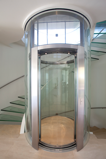 Glass Cabs Architectural Elevator Custom Elevator