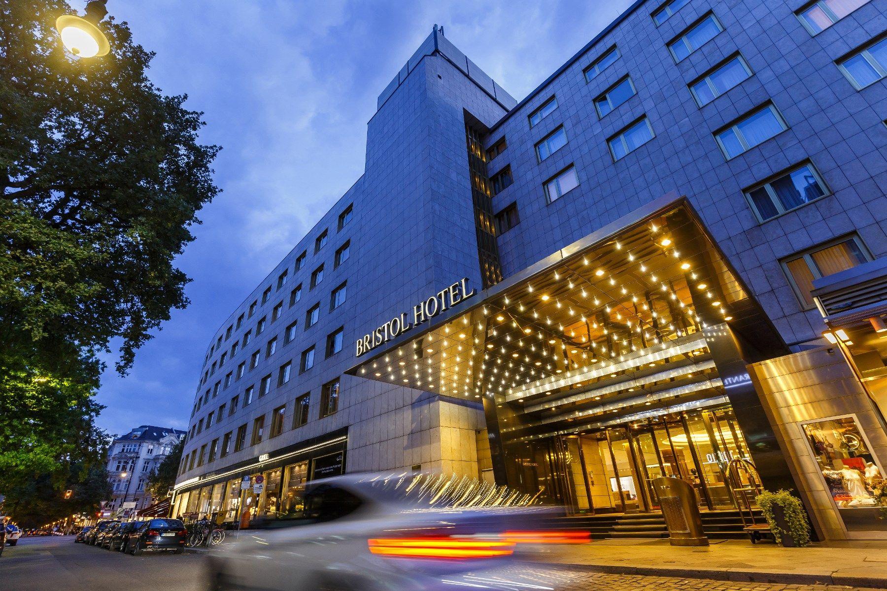 Hotel Bristol Berlin Offizielle Webseite Hotel Bristol