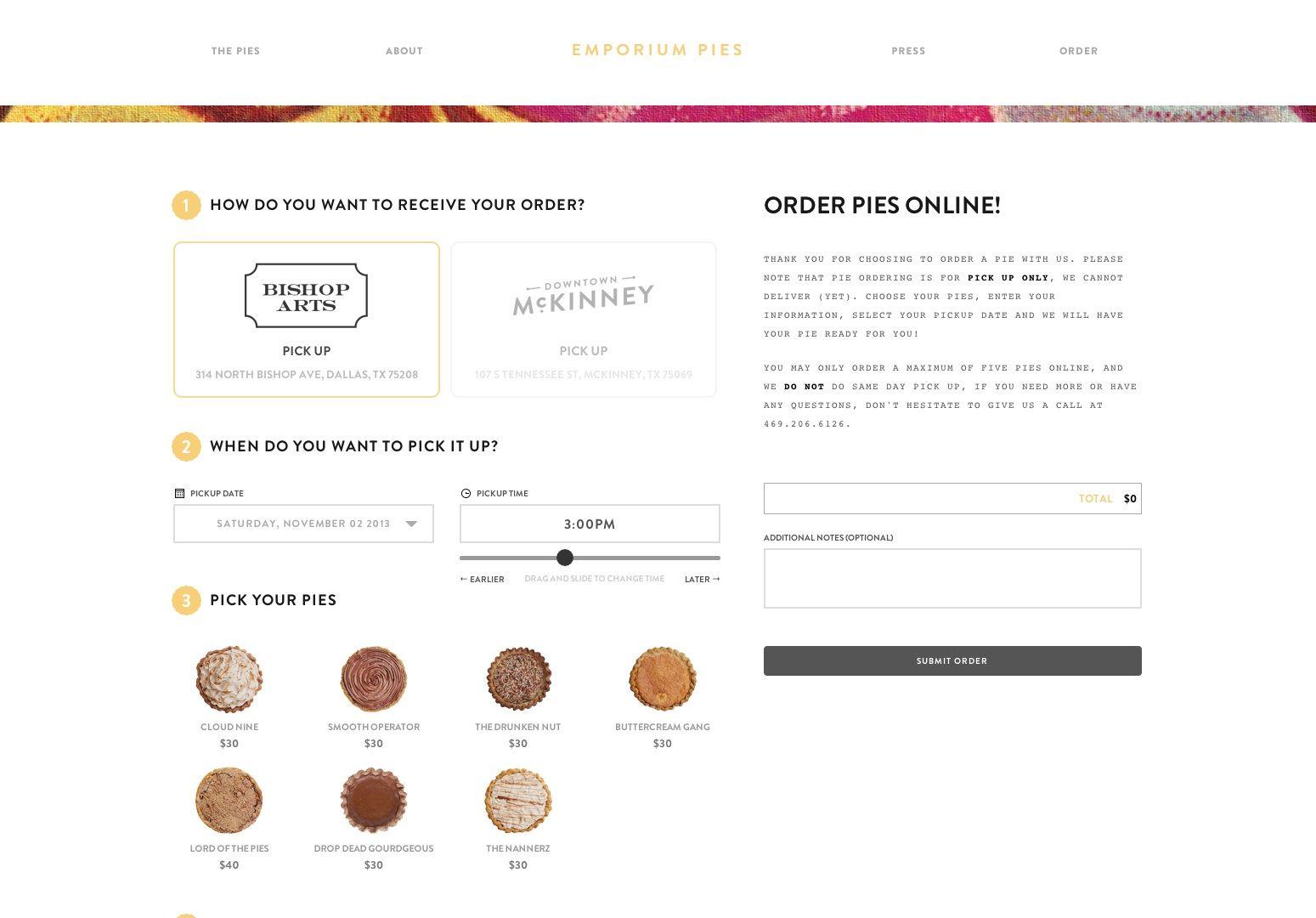 order form design inspiration  Designing a responsive form, 5 inspirational solutions ...