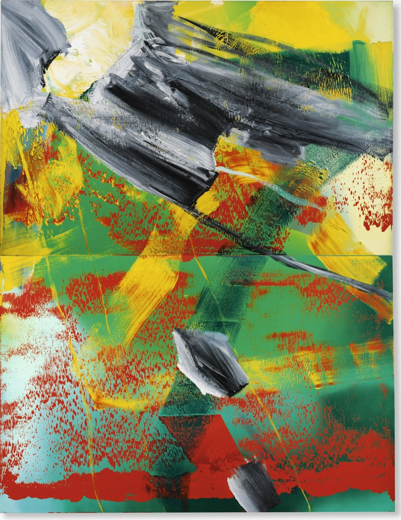 "Richter Garten thenewloverofbeauty: "" gerhard richter: garten (1982) 10.2 million"