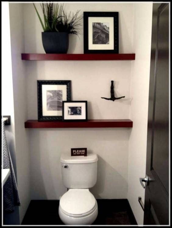 Bathroom Ideas Rectangle | Brown bathroom decor, Small ...