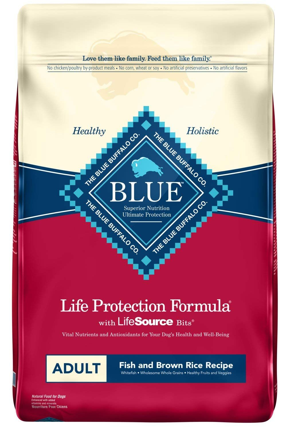 Buyitnow Contains One 1 30 Lb Bag Of Blue Life Protection