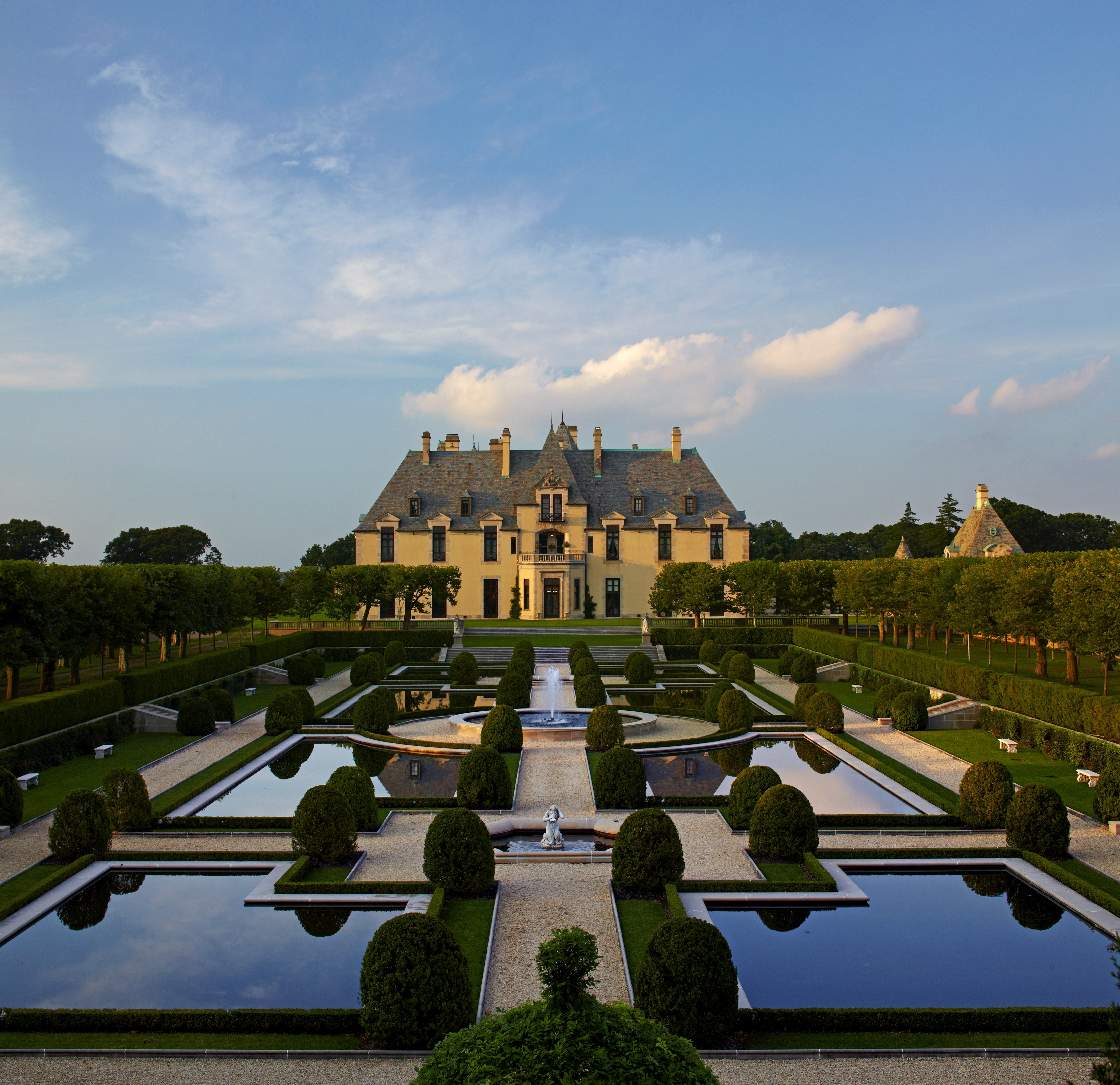 The 13 Most Magnificent Castles in the U.S. Oheka castle