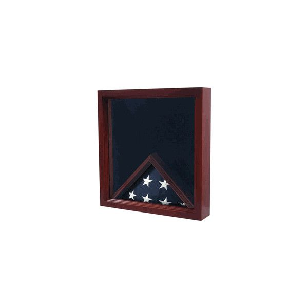 Large Flag Medal Display Case Burial Flag via Polyvore featuring home, furniture, storage & shelves, display units, burial flag frames, coin holders, flag and medal displays, flag boxes, flag display cases and american flag home decor