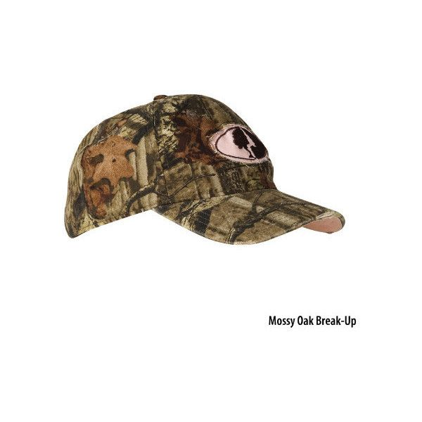Gander Mountain®   Mossy Oak Womens Logo Cap - Apparel   Women s... ( 13) ❤  liked on Polyvore featuring accessories 8fa0beffb98