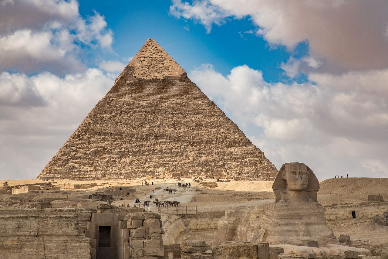 Egypt Old Kingdom Facts