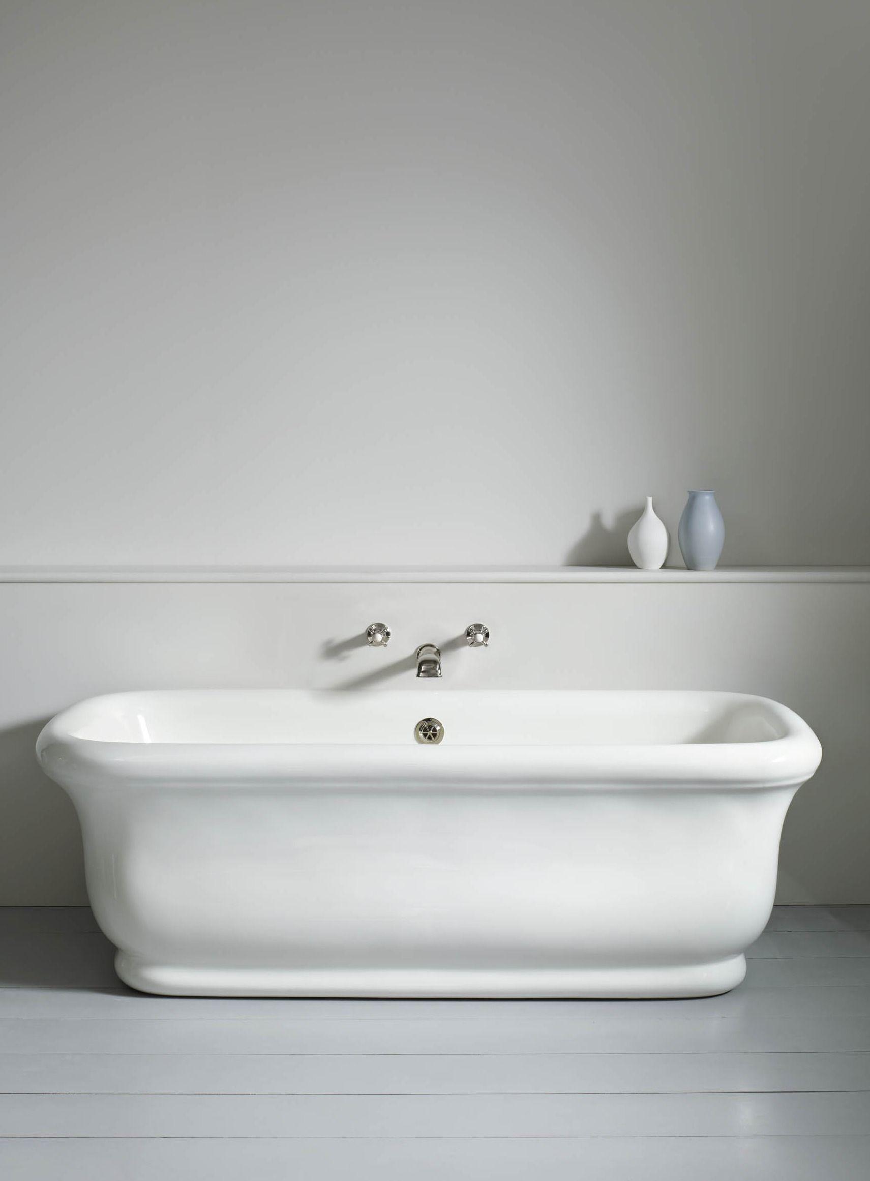 Paris Bath without feet, The Water Monopoly, £5.995 + VAT, 166,5cm x ...