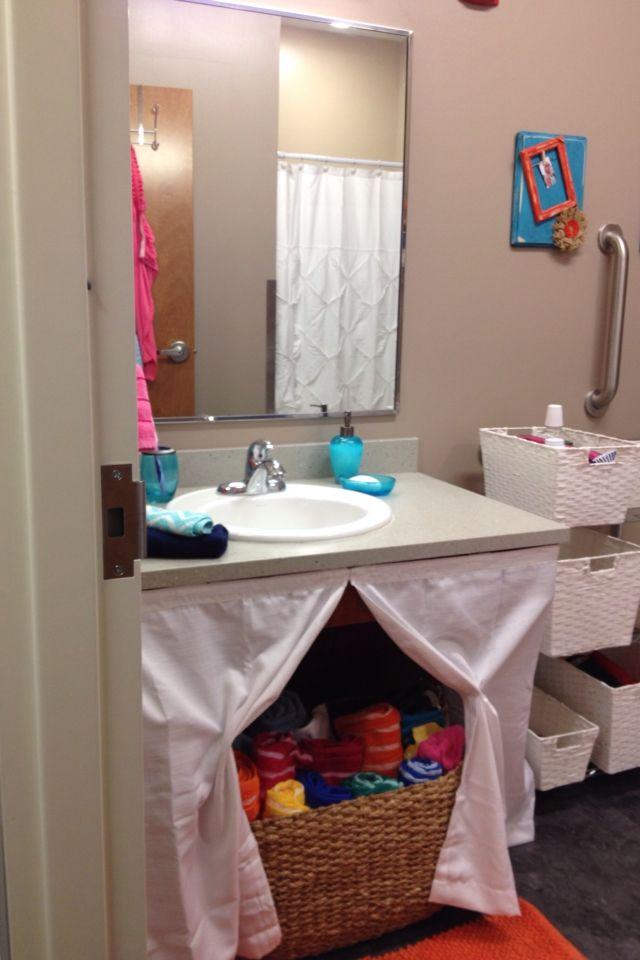 Dorm Bathroom Mississippi State University Dorm Room