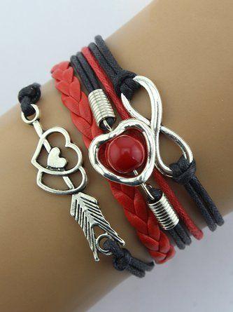 Vintage Handmade Bracelet 17cm