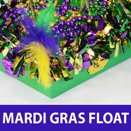 Mardi Gras Party Decoration Ideas- We could have a float decorating competition...or cake. I like cake.  sc 1 st  Pinterest & Mardi Gras Party Decoration Ideas- We could have a float decorating ...