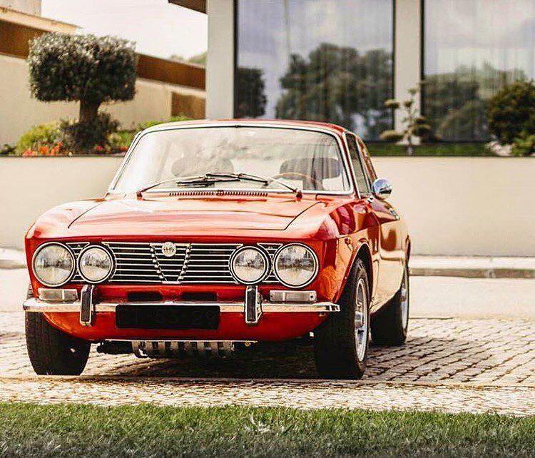 Alfa Romeo 2000 GTV #alfaromeogiulia