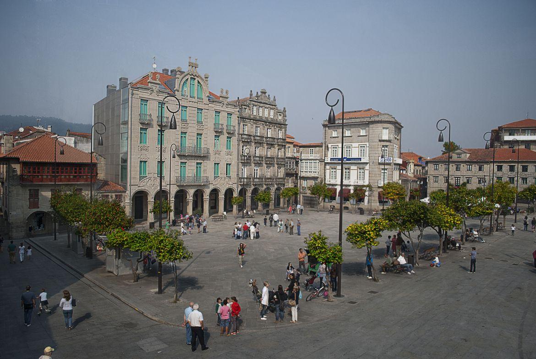 Plaza de la Herreria-Pontevedra by Juan Jose  Sanchez on 500px